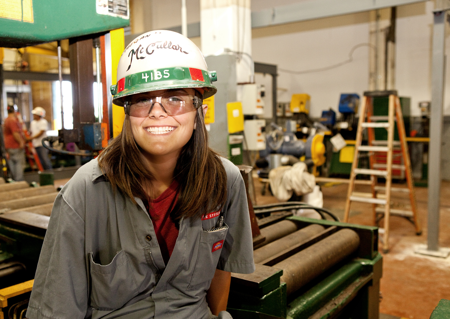 BAE Systems Ship Repair apprentice