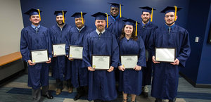Oceaneering International Graduates Apprentice Class