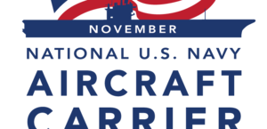November - National Aircraft Carrier Month