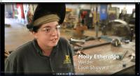 Photo for Women Make Their Mark In Trades