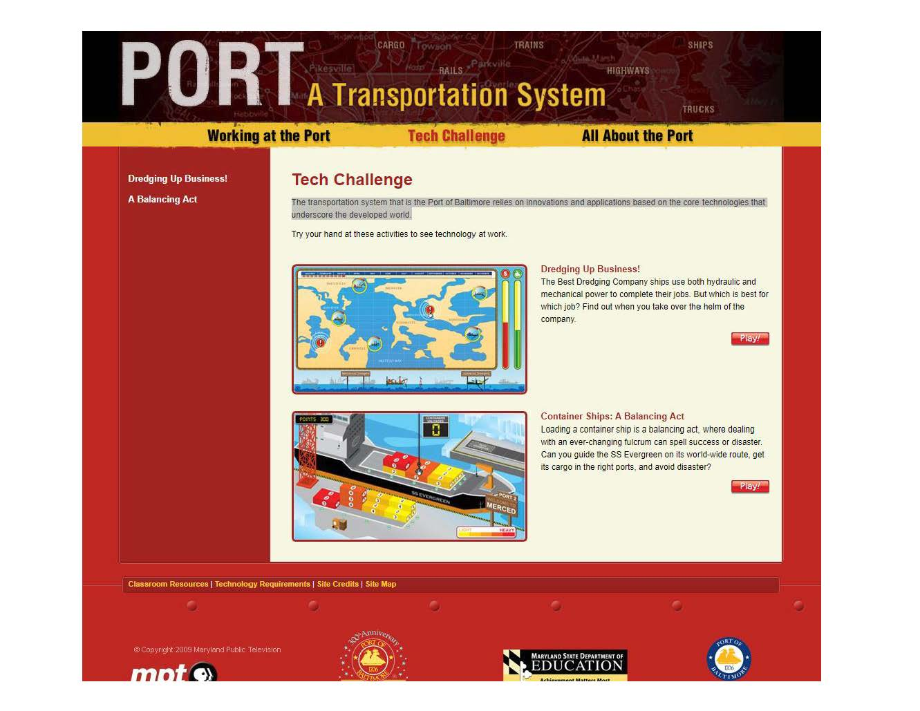 Resources - Southeast Maritime and Transportation Center - SMART